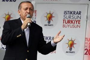 トルコ大統領選に出馬