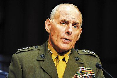 ジョン=ケリー国土安全保障長官候補