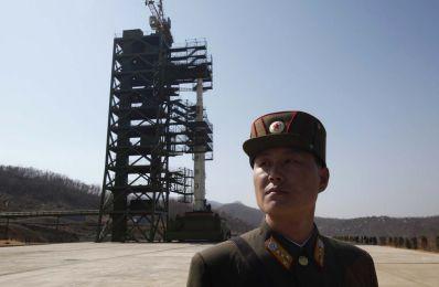 北朝鮮のミサイルリスクが円高誘導